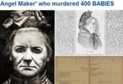 Parakseno.gr : 1  Αυτή είναι η χειρότερη serial killer της Βρετανίας  Σκότωσε 400 μωρά!