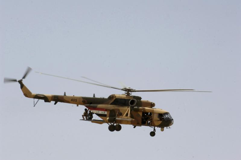Iraqi Special Operations Forces Exercise Lion's Leap ...