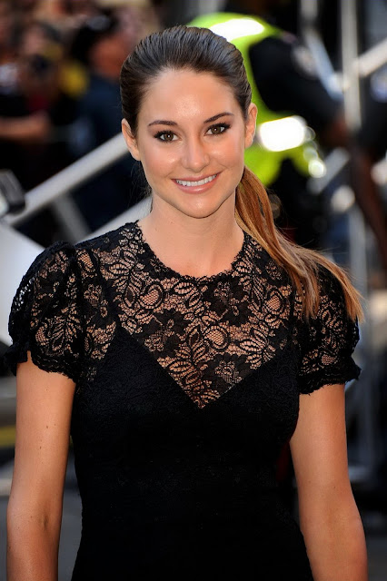 American Actress Shailene Woodley