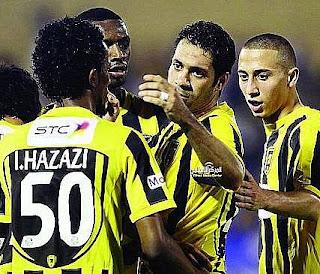أهداف مباراة الاتحاد وباختاكور الاوزبكي 2-1 في كأس ابطال اسيا 2-5-2012