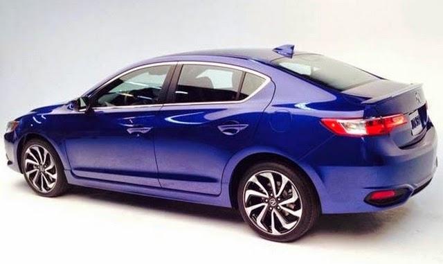 2016 Acura ILX Concept