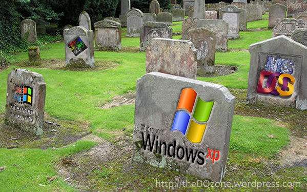 Windows,XP,actualización,rip