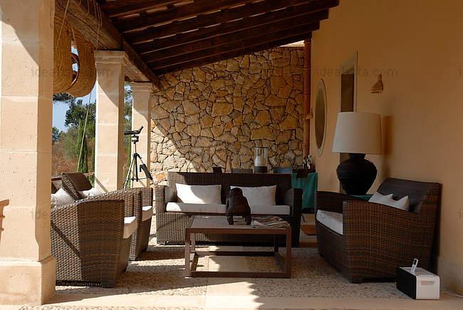 Dise ando interiores construir una terraza o porche - Porches de casas modernas ...