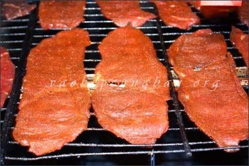 Cách làm thịt bò khô ngon tuyệt tại nhà 1