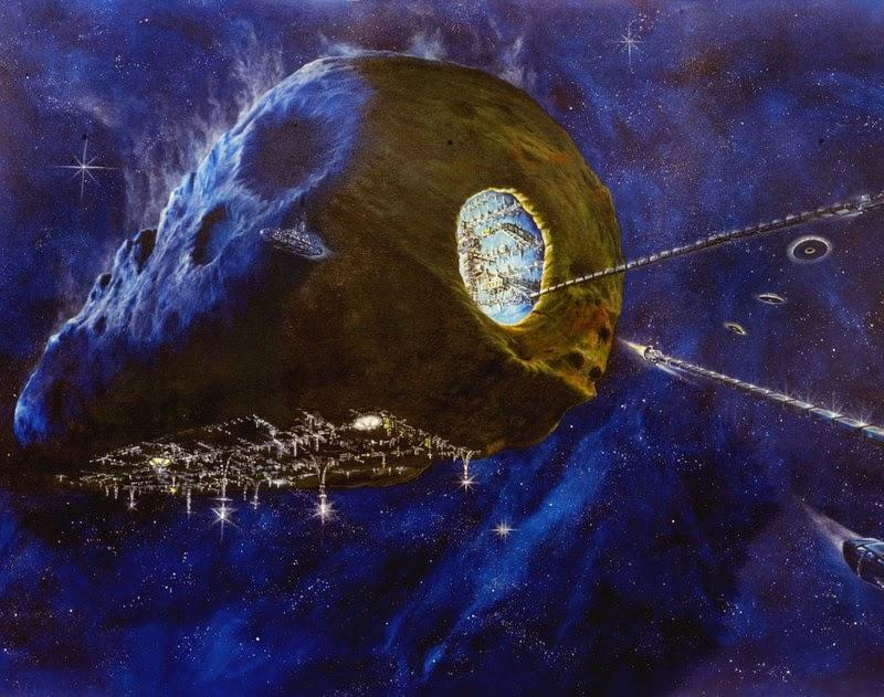 future asteroid - photo #12
