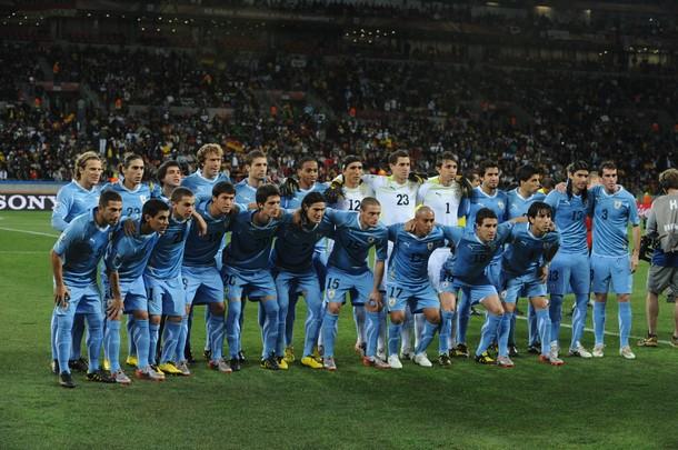 Soccer Team Colors