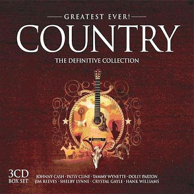 Greatest Ever Country - The Definitive Collection 2007