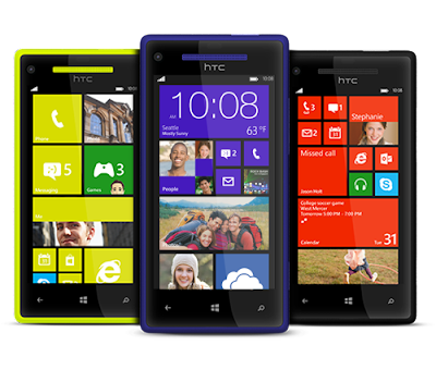 HTC Launches Windows Phone 8X india