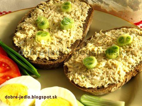 Zelerová nátierka s vajíčkami - recepty