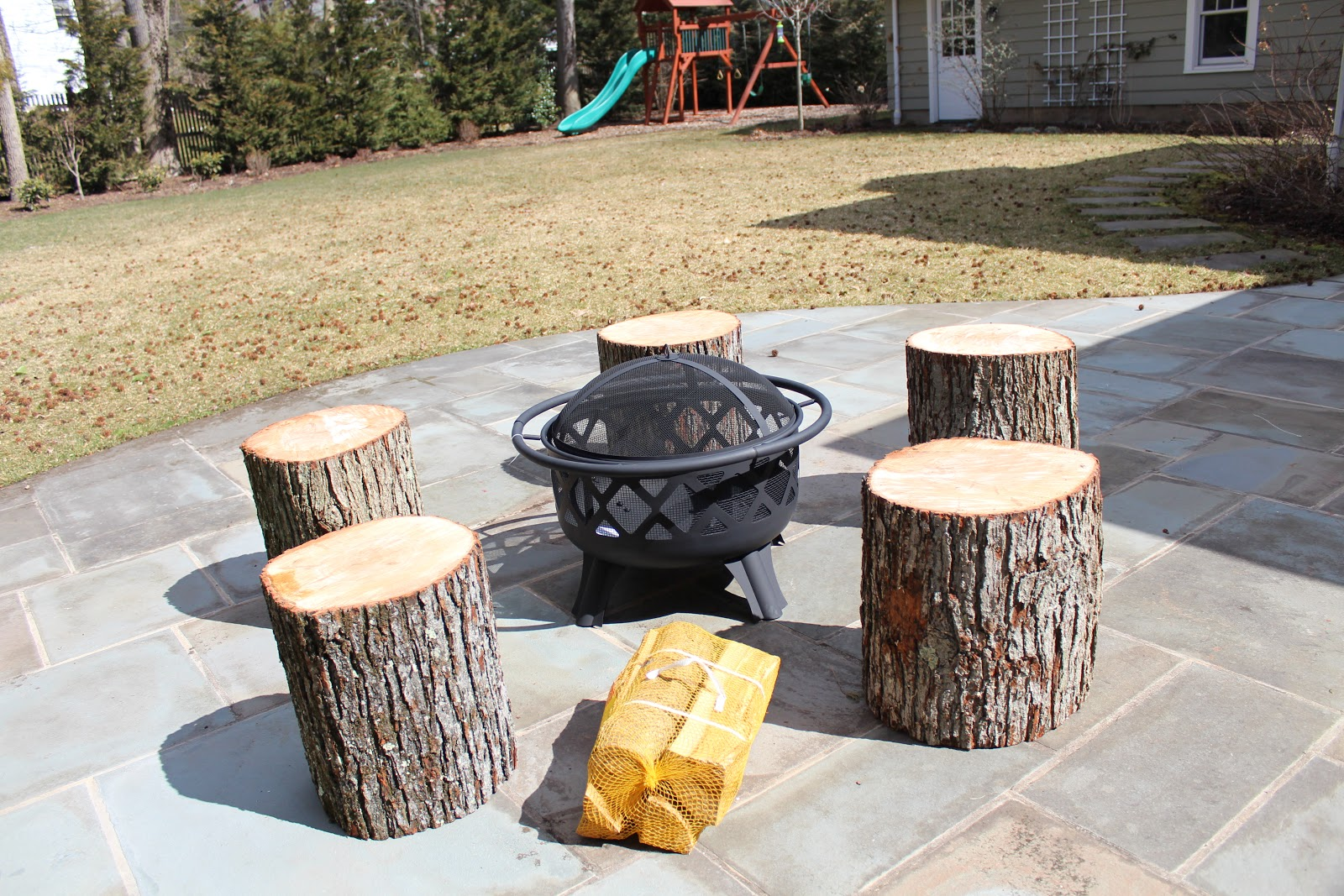 Tree Stumps And Fire Pits How To Re Use An Old Tree