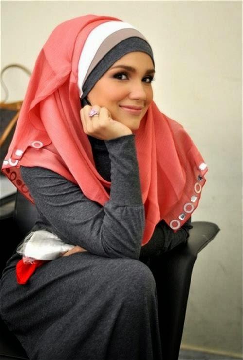 Beautiful Pakistani Hijab Style 2014 Hijab 2014