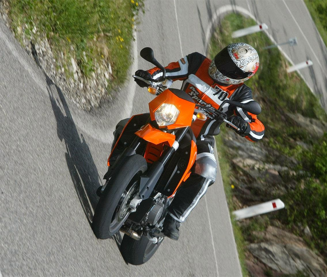 KTM 950 Supermoto New Bikes