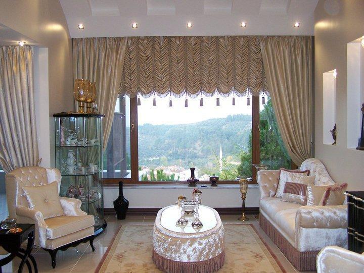 Rideaux tunisie Salon moderne entunisie