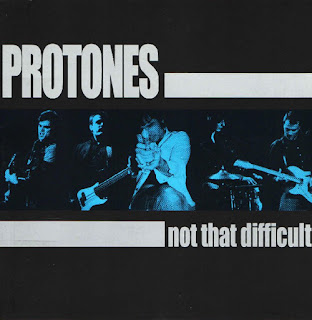 Protones - Not That Difficult - 1998
