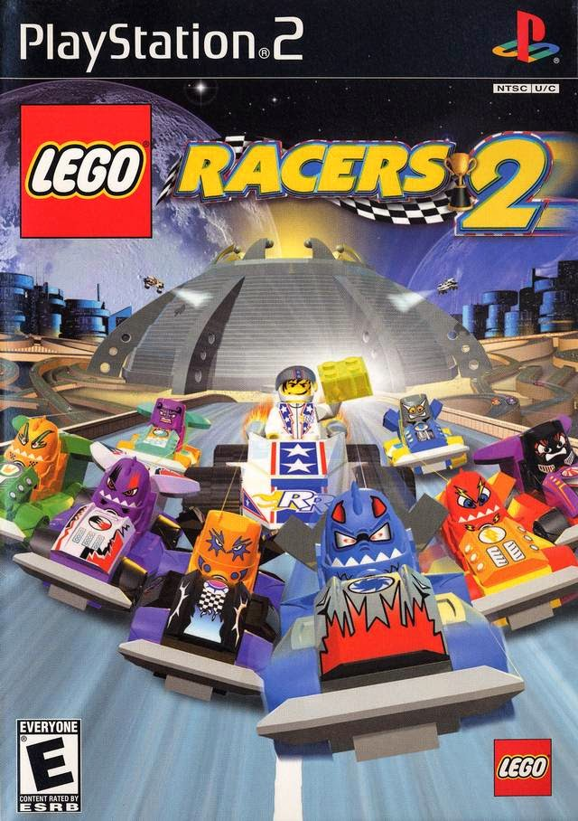 LEGO RACER 2 PS2