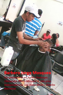 Barbería de Jorge Mosquea