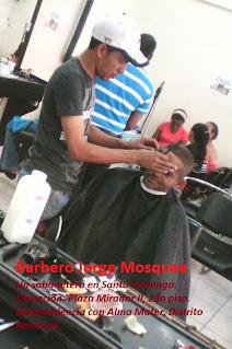 Barbería de Jorge Mosquea