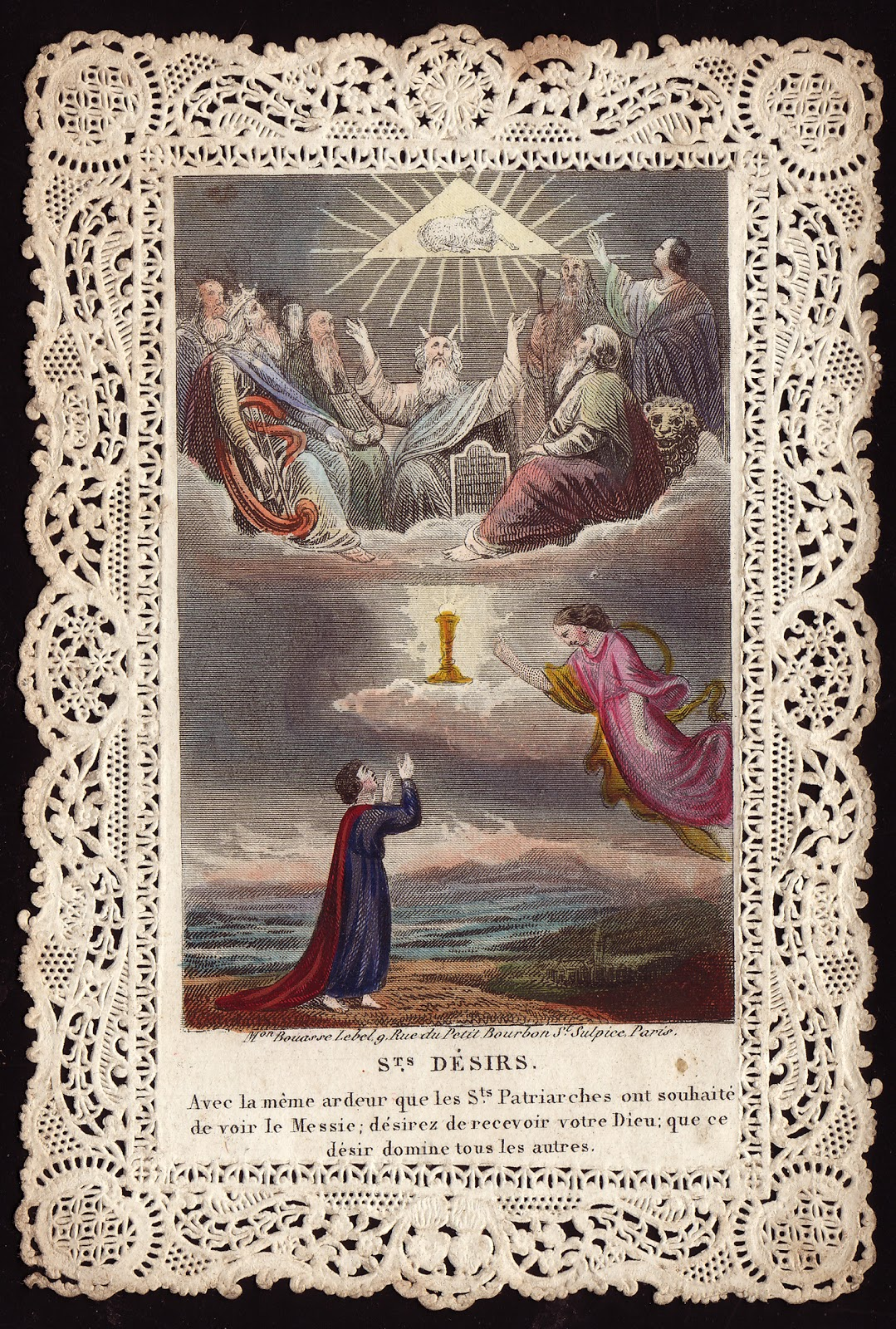 how to receive the eucharist