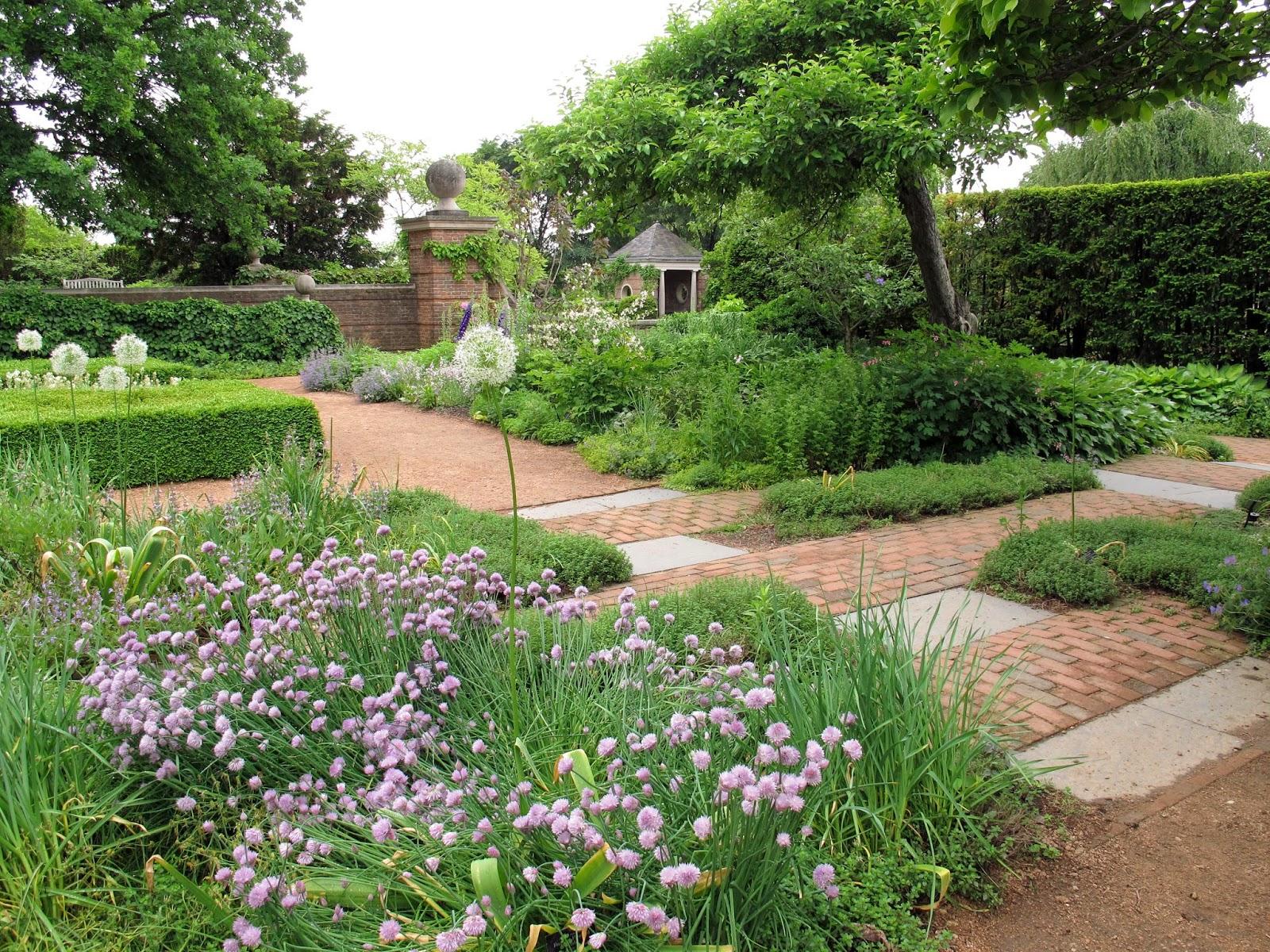 En el jardin jard n bot nico de chicago vale la pena - Como hacer un jardin bonito ...