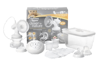 Tomee Tippee Closer to Nature Electric Breast Pump