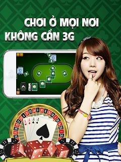 Game Bài Offline trên điện thoại