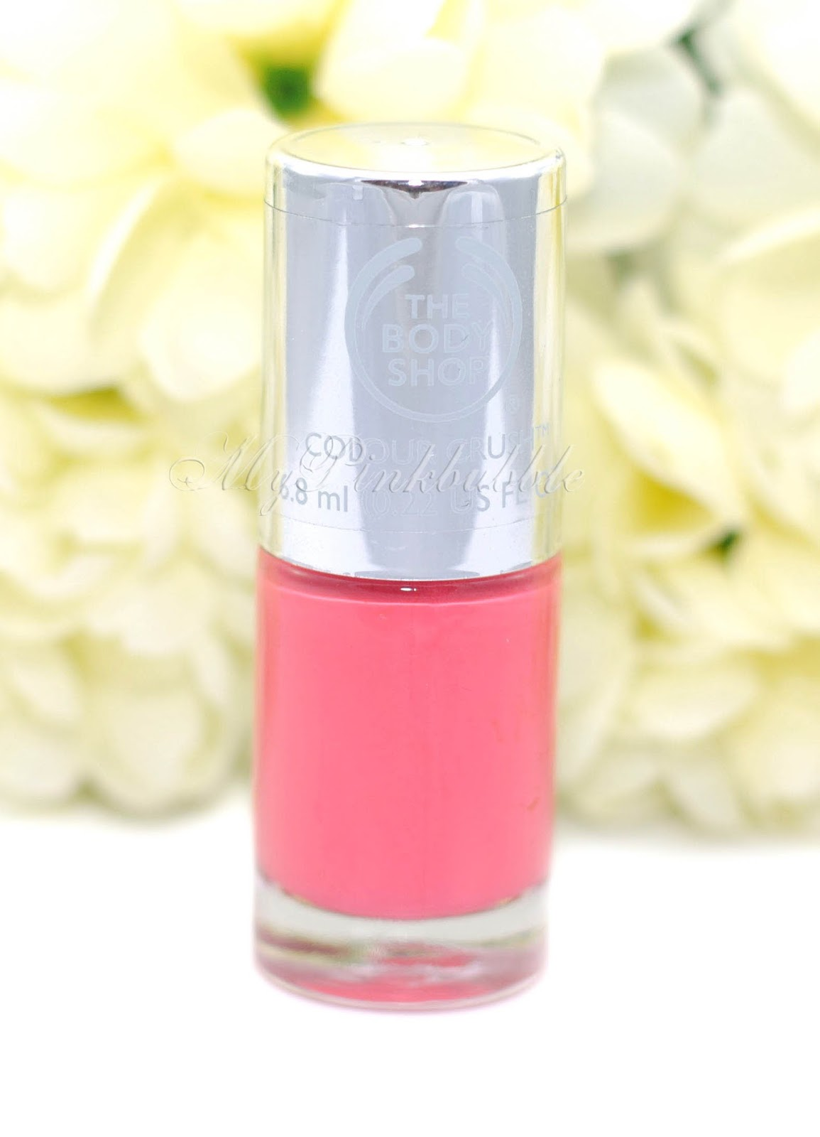 Body shop 330 rose cheeks