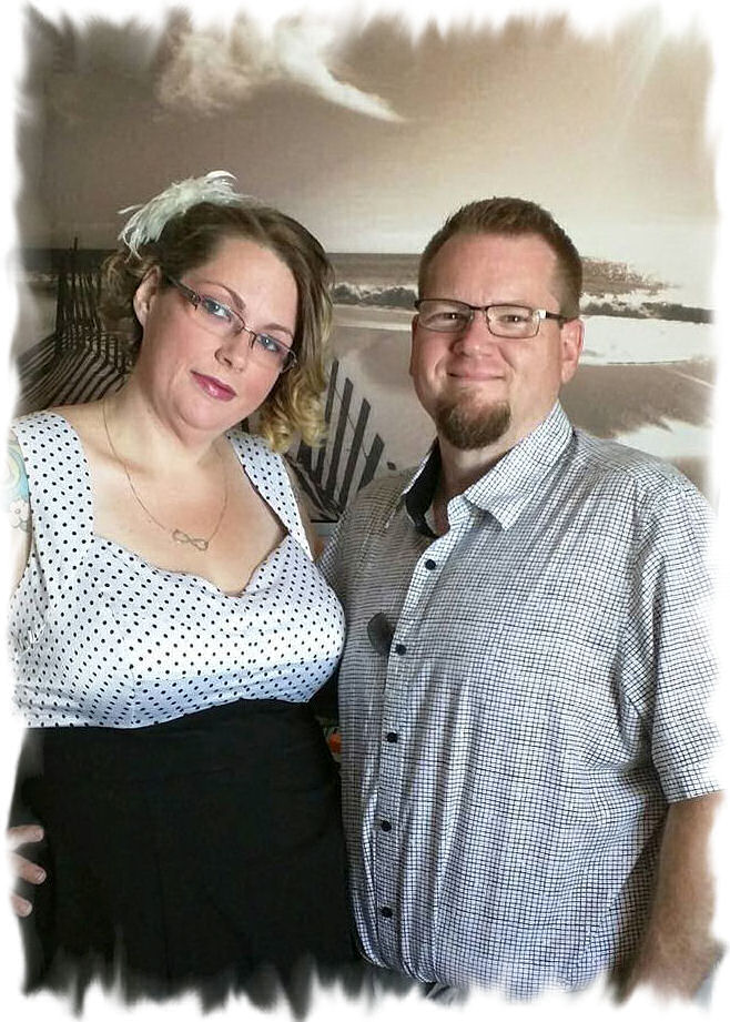 My Oldest Son and Wife