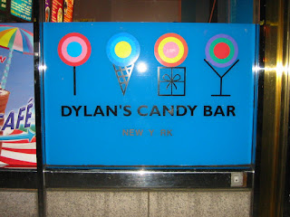 Picture of Dylan's Candy Bars sigh