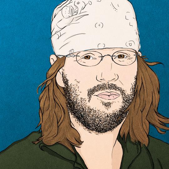 david-foster-wallace-portrait, dfw-fan-art, infinite-jest, the-end-of-the-tour
