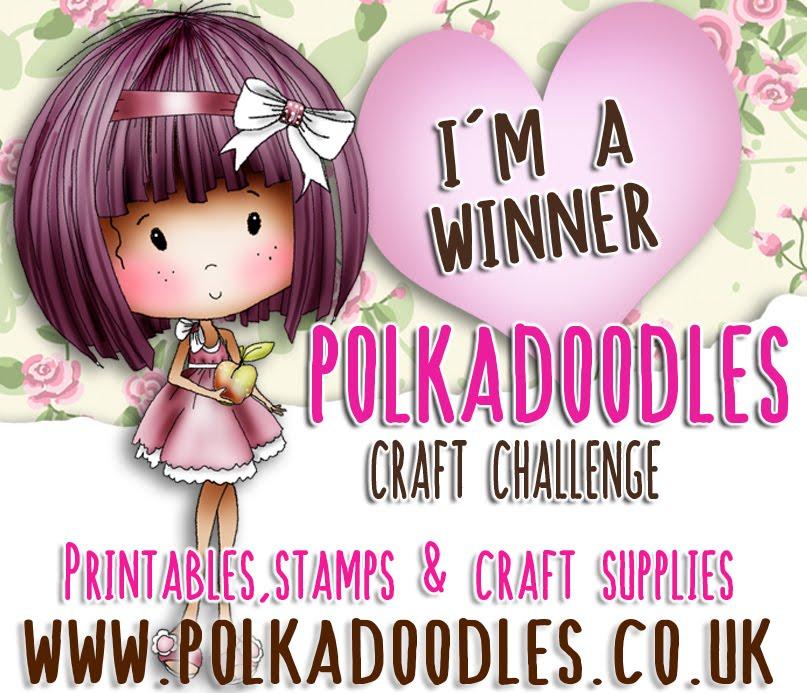29-3-2019 1e bij #11 polka doodles