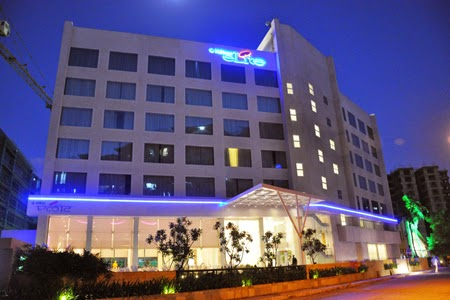 hotels in bkc