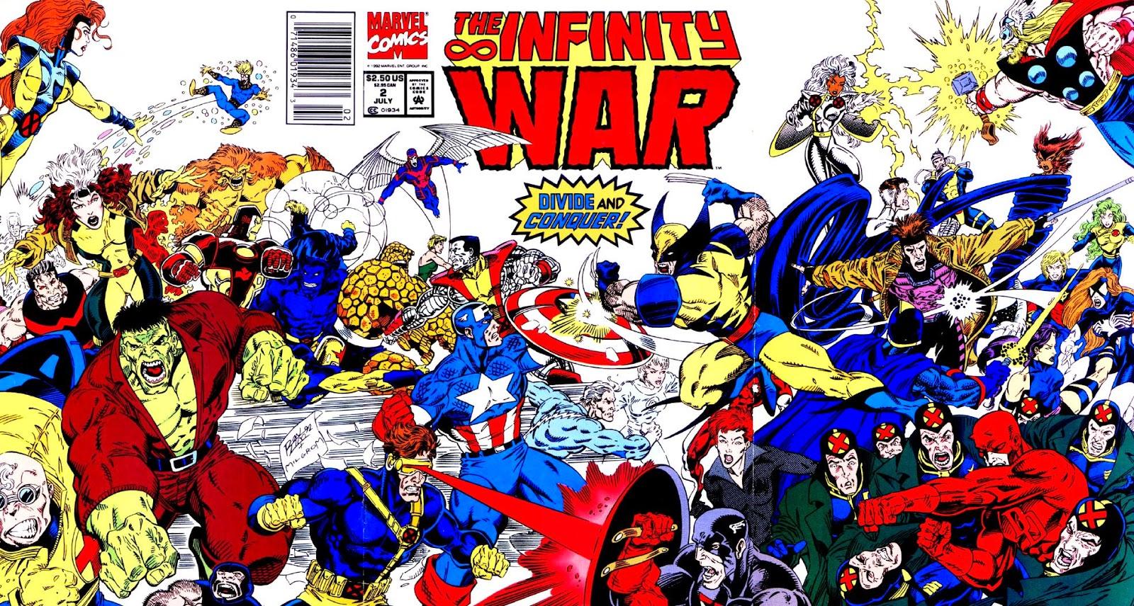 Infinity War Comic Sequel