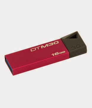 Buy Kingston DTM30 16GB, 32GB Usb 3.0 Pen Drive Rs 528 and Rs 896 only at Snapdeal