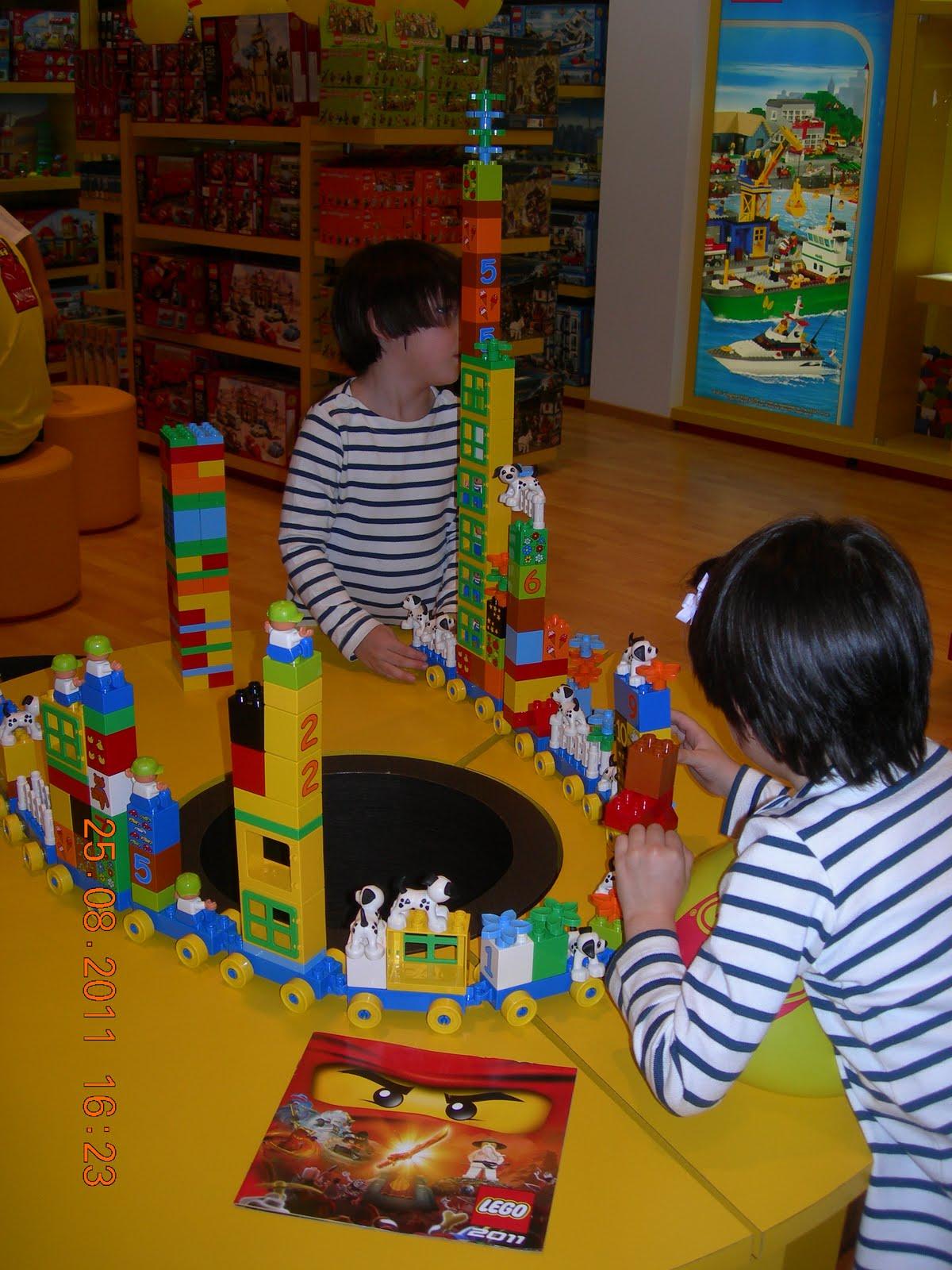 Nuevo espacio de Lego - Mamá ModernaMamá Moderna