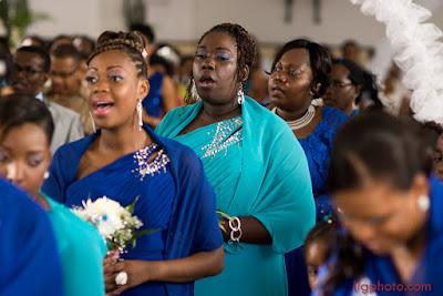mariage guadeloupe ILG photo choeur à l'église