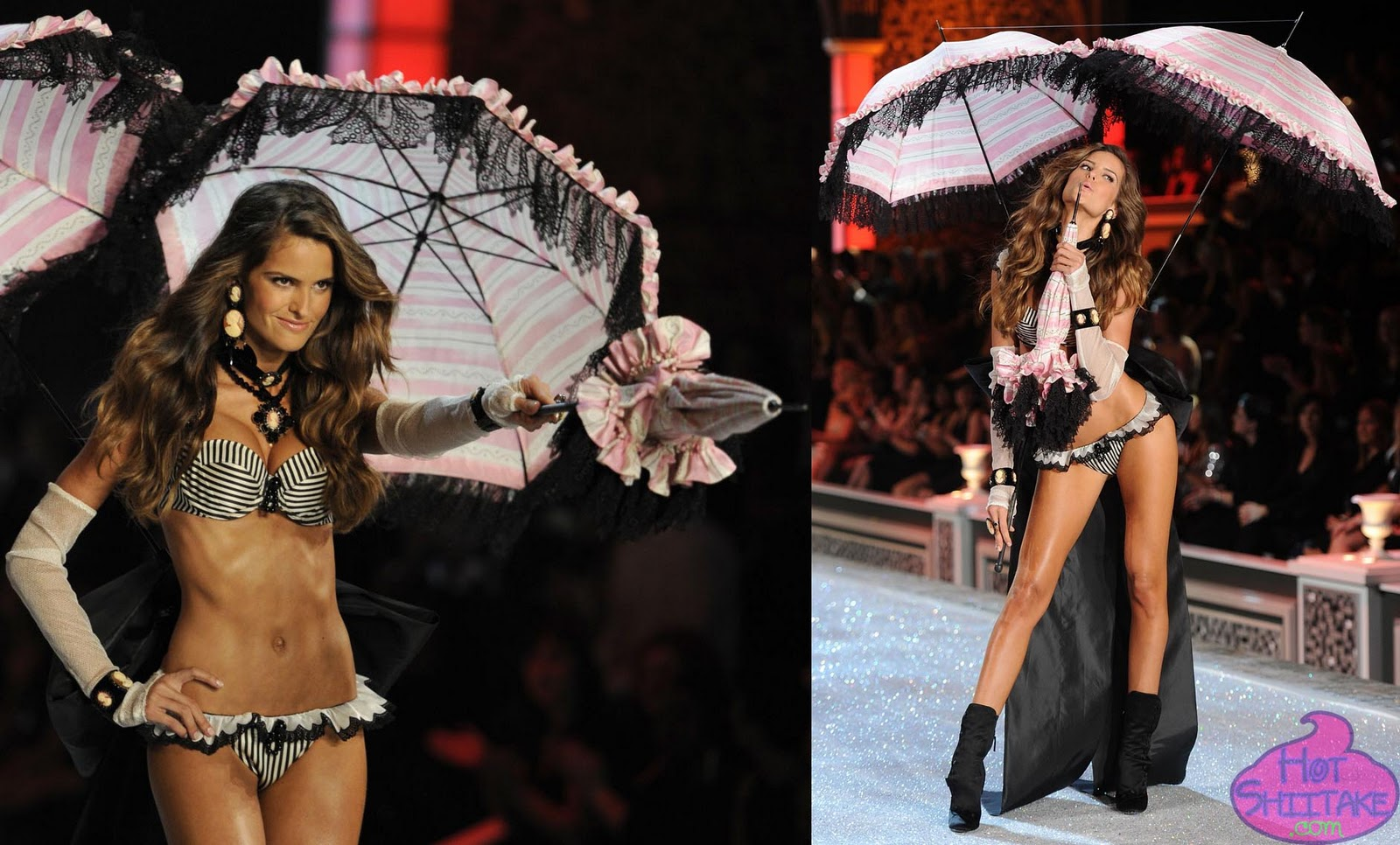 Izabel Goulart Victorias Secret Fashion Show 2011