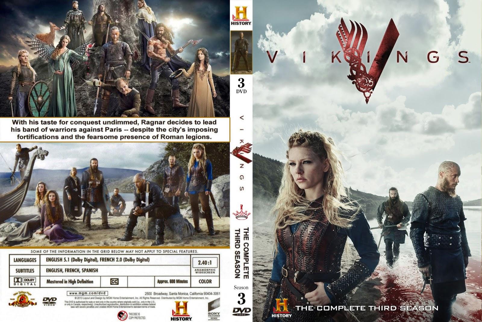 Download Vikings 3ª Temporada Completa DVD-R 66 2B  2BVikings 2BSeason 2B3 2B 25282015 2529 2B3 2BDVD