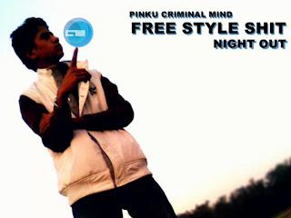 Freestyle Shit (Night Out) - Pinku desi hiphop freestyle rap music download free