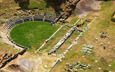 Αρχαίο Θέατρο Μεγαλόπολης: Άνοιξε ξανά τις πύλες του για το κοινό
