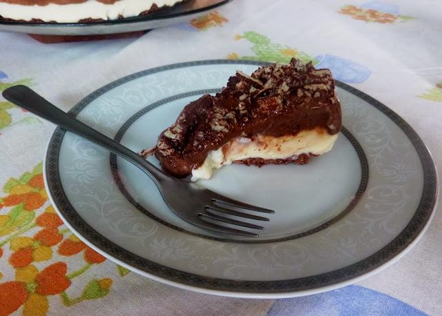 BIS; torta gelada; SOBREMESA COM BIS; CHOCOLATE;