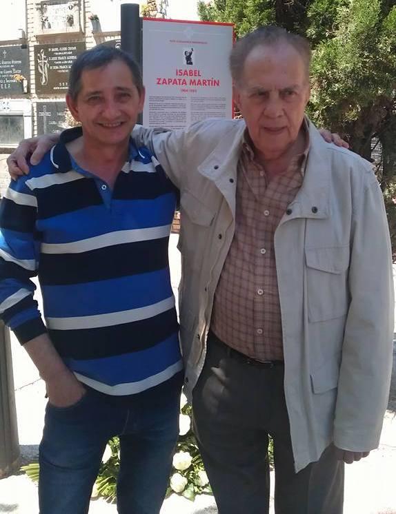 Andres Cester Zapata y Juan Carlos