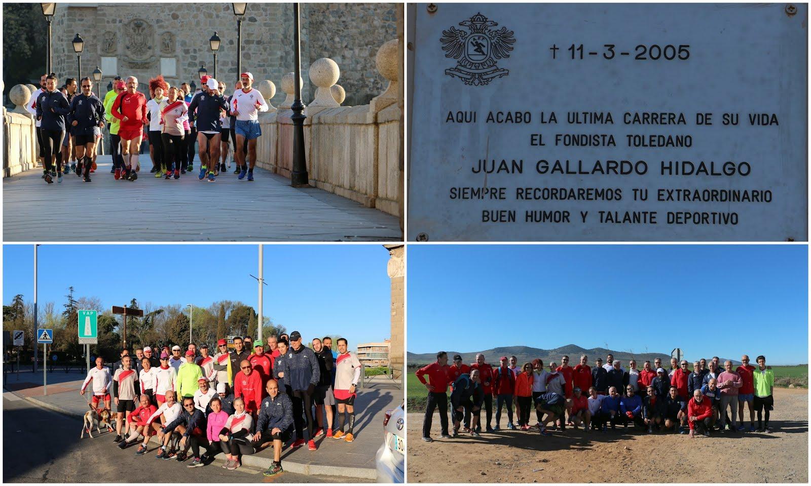 Imágenes Homenaje Juan Gallardo...