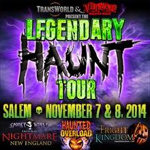 Legendary Haunt Tour Salem - Halloween New England