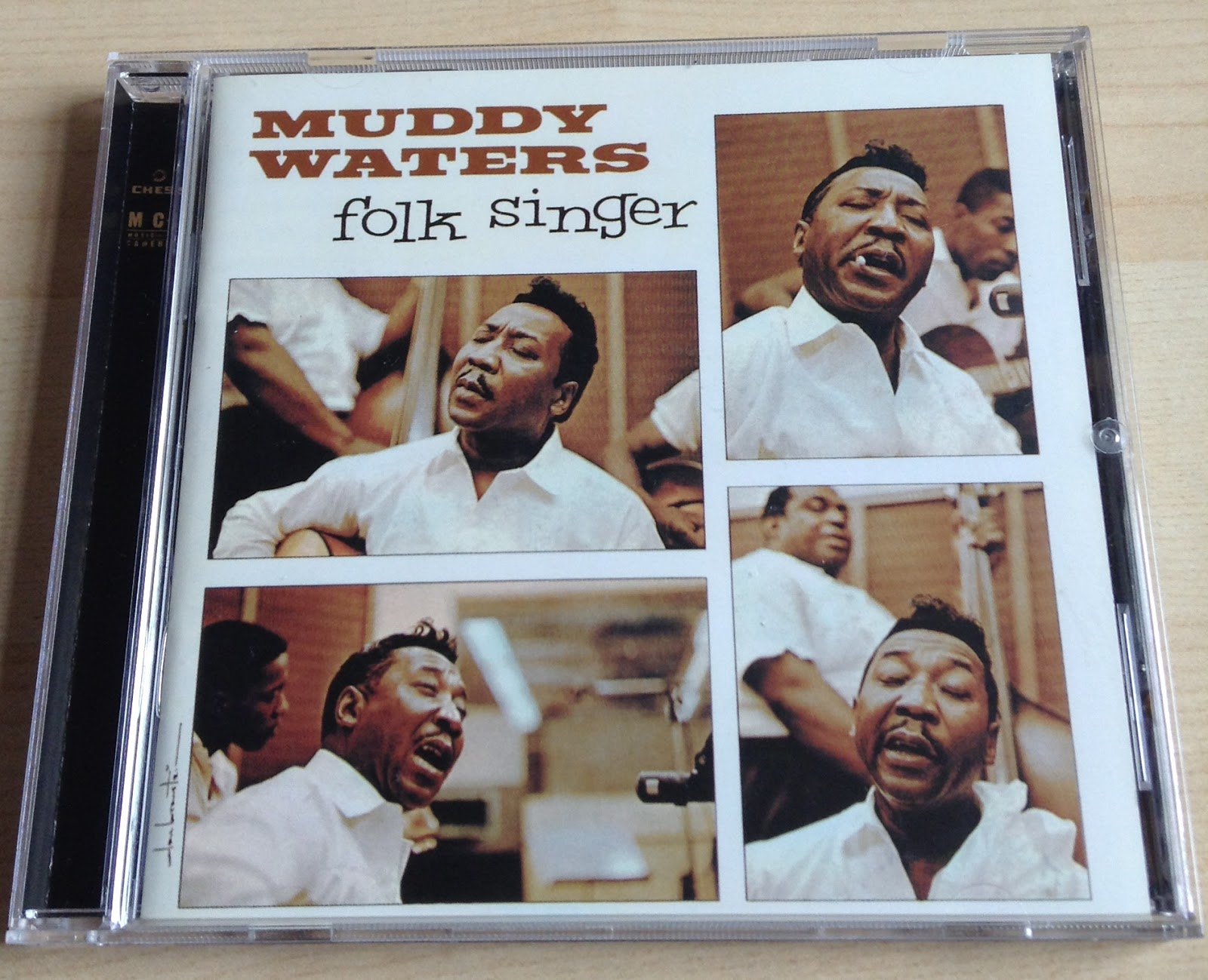 "Sounds Good, Looks Good...: ""Folk Singer"" by MUDDY WATERS ..."