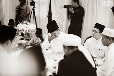 Majlis Perkahwinan anak Rosyam Nor Arniesha dan Hafiz 14 Gambar