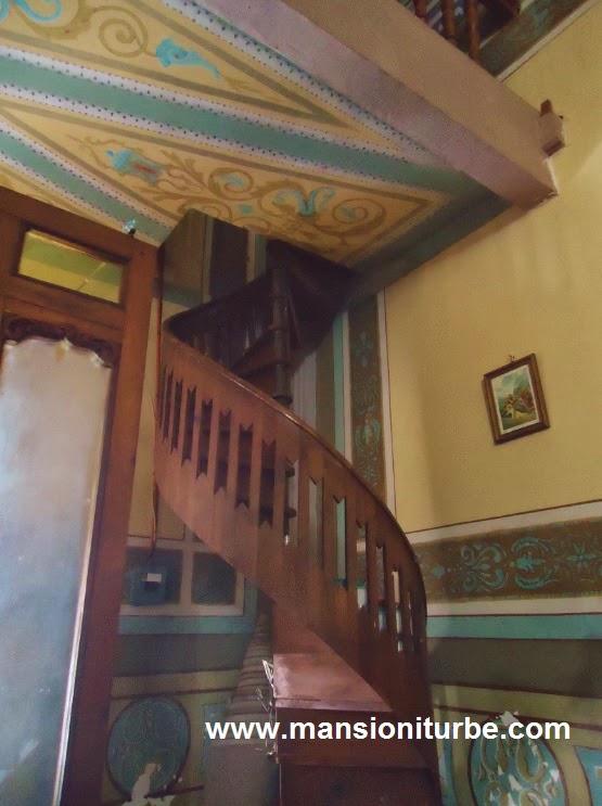 Templo de Tocuaro: Interior