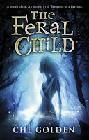 the feral child by che golden book cover