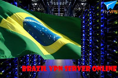 FlyVPN Brazil VPN Server Online