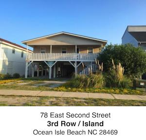 3rd Row Island OIB