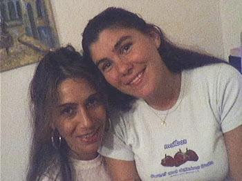 Con mi Amiga Marisa